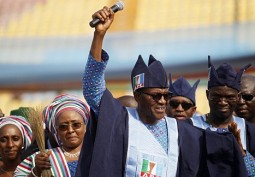 Mass Anger Makes General Buhari President