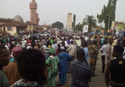 Osun Workers Protest Non-payment of Wages