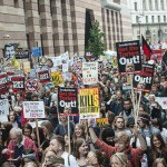 wave of rage in London on June 20