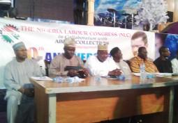 NLC/TUC Organise Chima Ubani Symposium