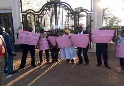ITF Workers Demand DG's Sack