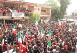 NLC Wins Reinstatement of 3,000 Imo Workers