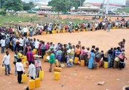 The hike in the price of kerosene
