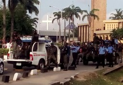 Unilag Students Dare to Struggle