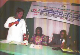 Uphold the Tenets of Internal Democracy and Defend Health Workers – Com Biobelemoye Josiah, MHWUN President