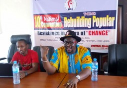 "Towards Rebuilding Popular Resistance in an Era of ""Change"": UAD holds 10th National Convention"