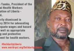 Reinstate Joseph Tamba and George Poe Williams in Liberia