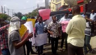 Education is a RIGHT: ANSA protests at LSHA, Students attacked by thugs