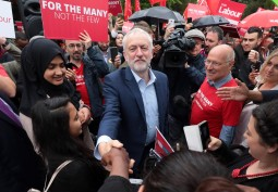 Corbyn and winds of change in Britain