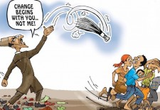 Two years of failure; Buhari and APC  MUST GO!