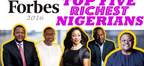 Wealth of five richest Nigerians could remove poverty in Nigeria – Oxfam