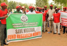 Research Workers' National Strike Deepens