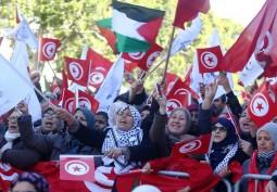 Protests in Iran and Tunisia