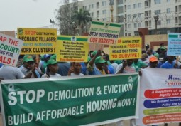 NO TO SALE OF PUBLIC PROPERTIES BY LAGOS STATE!
