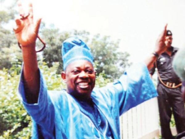 Chief MKO Abiola, acclaimed winner of the June 12, 1993 elections