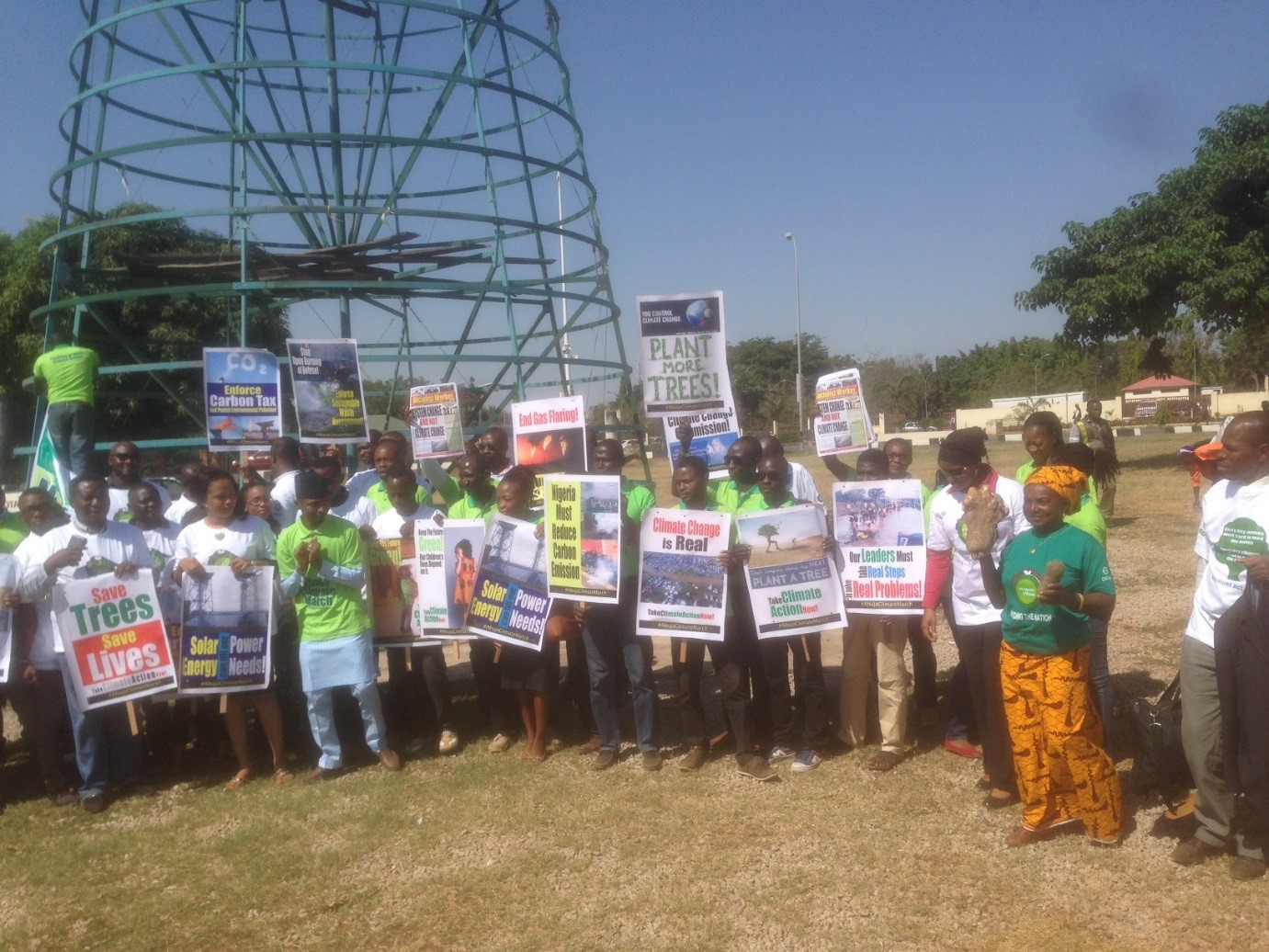 climate.march-Abuja