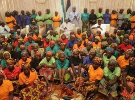 82-chibok-girls