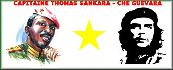 THOMAS SANKARA - CHE GUEVARA